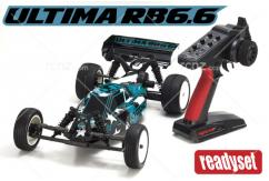 Kyosho - 1/10 Ultima RB6.6 2WD EP RTR image