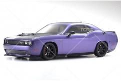 Kyosho - 1/10 EP Fazer 2.0 Dodge Challenger SRT Hellcat 4WD (Purple) Readyset RTR image