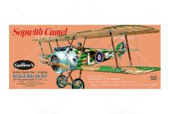 Guillow's - Sopwith Camel Balsa Kit  image