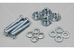 Dubro - Mount Bolts/Blind Nut 2.56x1/2 image