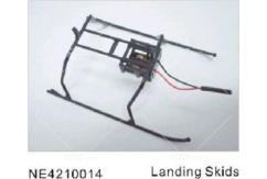 Nine Eagles - L/Skids Black Micro Heli  image