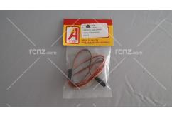 A Hobby - Hitec/JR Style Ext Lead (480mm) Gold Plated image