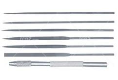 Proedge - Pro Needle File (Set of 6) with handle image