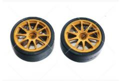 Tamiya - TT-01D Drift Tyres & Wheels (2 pcs) image