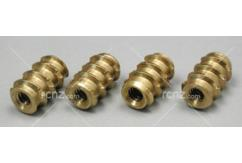 Dubro - 4-40 Threaded Inserts  image