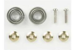 Tamiya - Mini 4WD 11mm Ball Bearings (2 pcs) image