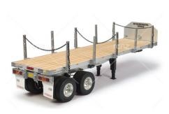 Tamiya - 1/14 Flat Bed Semi-Trailer image