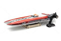 Kyosho - Hurricane 900VE Readyset Racing Boat image