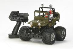 Tamiya - 1/10 Wild Willy WR-02 RTR image