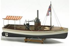 Billing - 1/12 African Queen Boat Kit image