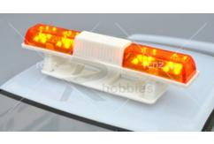 R Hobbies - Contractors LED Light Bar - Yellow image