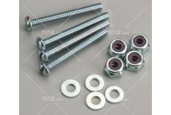 Dubro - Bolt Sets Lock Nuts 6.32x 1 1.4 image