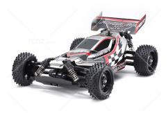 Tamiya - 1/10 Plasma Edge II TT-02B Black Metallic Kit image