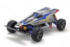 Tamiya - 1/10 Thunder Dragon (2021) Kit with Pre-Painted Body image