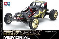 Tamiya - 1/10 Fighter Buggy RX Memorial DT-01 Kit image