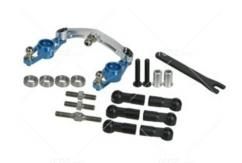 3Racing - Bearing Steering Track for TT01-E image