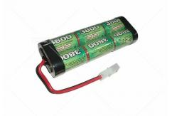 RCNZ - 7.2V Ni-Mh 3800mah Battery Pack image