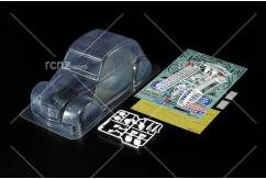 Tamiya - 1/10 Citroen 2CV Rally Lexan Body Set image
