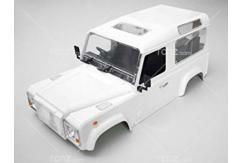 3Racing - 1/10 Land Rover Defender D90 Plastic Body Set image