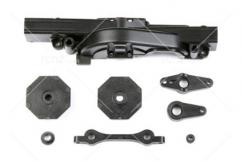 Tamiya - DB-01 Carbon Reinforced L Parts image