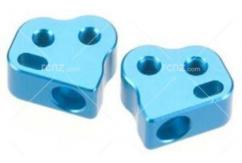 Tamiya - DB-01 Aluminium Suspension Block (2 pce) image
