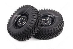 RCNZ - Scale Rock Crawler 1.9 Wheel Tyre Set (2 pcs) image