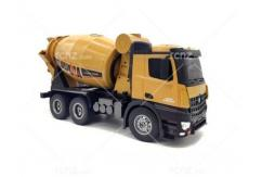 HuiNa - 1/14 R/C Concrete Mixer Truck 2.4G RTR image