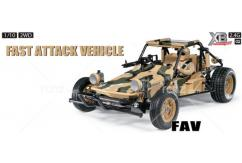 Tamiya - 1/10 Fast Attack Vehicle 2011 RTR image