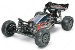 Tamiya - 1/10 Dark Impact 4WD DF-03 Off-Road Buggy Kit image