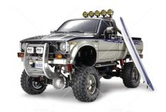 Tamiya - 1/10 Toyota Hilux High Lift 4x4 3SPD Kit image