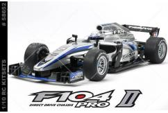 Tamiya - 1/10 F104 PRO II with Body Kit image