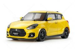 Tamiya - 1/10 Suzuki Swift Sport M-05 Kit image