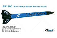 Estes - Blue Ninja Rocket Kit image