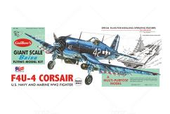 Guillow's - F4U4 Corsair Balsa Kit image