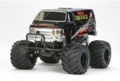 "Tamiya - 1/12 Lunchbox ""Black Edition"" CW-01 Kit image"