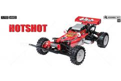 Tamiya - 1/10 Hotshot 4WD Re-Release Kit image