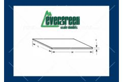 Evergreen - Styrene V-Groove 15x29cm x .5mm SP 1mm (1)  image