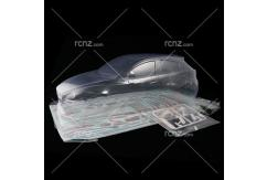 Tamiya - 1/10 Mazda 2 Lexan Body Parts Set image