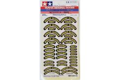 Tamiya - RC Car Tyre Sticker Set image