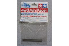 Tamiya - 4WD Mini Racer Hard Shaft Set image
