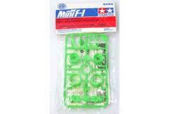 Tamiya - Mini F-1 Functional Steering Set Green image