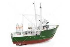 Billing Boats - 1/30 Andrea Gail Kit (R/C Capable) image