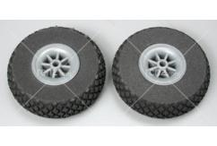 Dubro - 2-1/2 Diamond Lite Wheels image