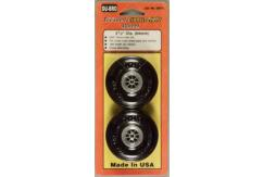 Dubro - 2-1/2 Threaded Light Wheels image