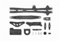 Tamiya - TT-01E  E-D Parts (Upper Deck) image