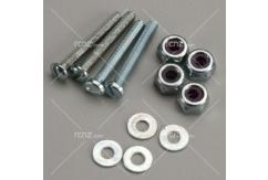Dubro - Bolt Sets/Lock Nuts 3-48x3/4 image