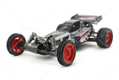 "Tamiya - 1/10 Racing Fighter ""Black Edition"" DT-03 Kit image"