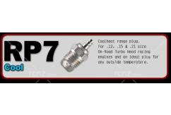 OS - #RP7 Turbo Glow Plug Cold On-Road image