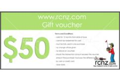$50 Gift Voucher - Free Freight image