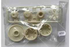 Tamiya - Manta Ray/Blazing Star Spare Gear Parts Bag image